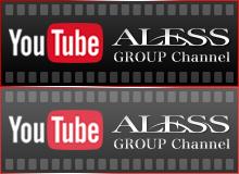 YouTube ALESSグループチャンネル