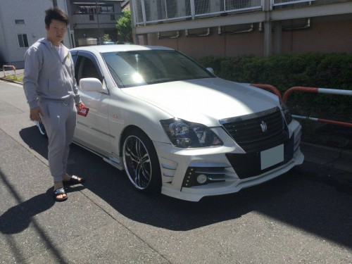 300514東京Iクラウン