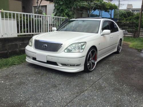 300809神奈川S様セルシオ
