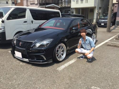 300718神奈川S様クラウン