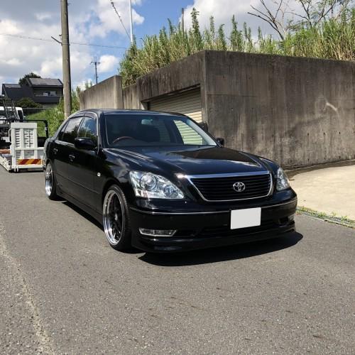 010910滋賀県M様セルシオ