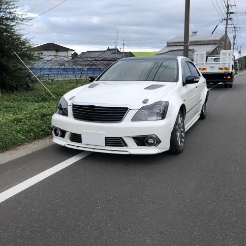 010927鹿児島県N様クラウン