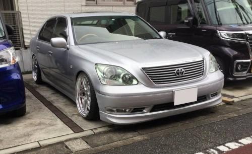 020323神奈川T様セルシオ