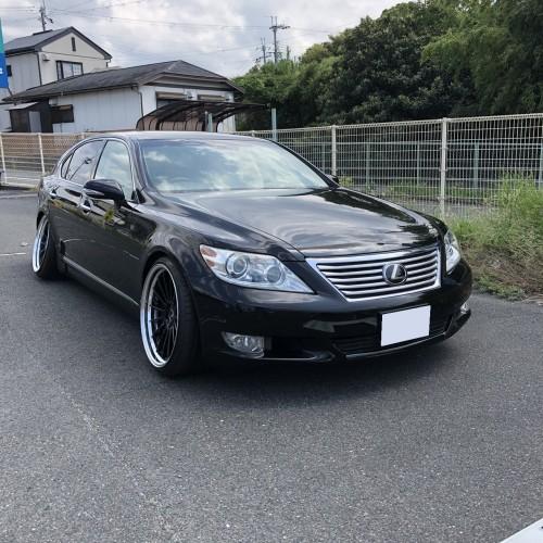 020901大阪府K様LS460
